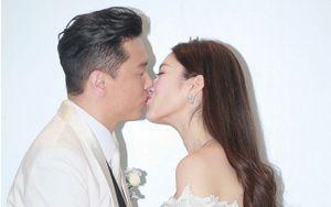 Dàn sao TVB rủ nhau đến chúc mừng đám cưới cổ tích của Câu Văn Tuệ