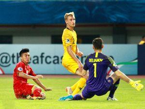 U.19 Việt Nam là đội đầu tiên chính thức bị loại