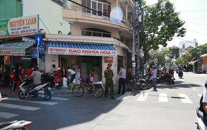 Khánh Hòa: Tạm giữ hung thủ đâm nhiều nhát vào chủ tiệm gạo