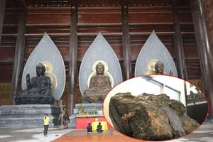 Vì sao chùa Tam Chúc quyết định mua thiên thạch Mặt Trăng hơn 600.000 USD?