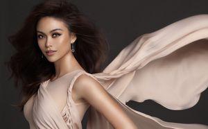 Mâu Thủy thực hiện lời hứa tại cuộc thi 'Hoa hậu Hoàn vũ Việt Nam'