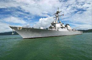 Tàu chiến Mỹ qua eo biển Đài Loan khiến TQ nổi giận 'khủng' cỡ nào?