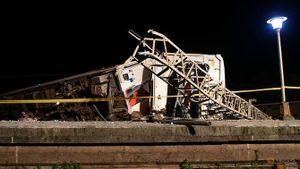 Tiết lộ nguyên nhân tai nạn tàu hỏa thảm khốc ở Đài Loan
