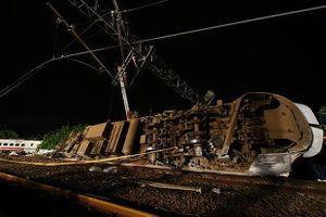 Đài Loan (Trung Quốc): Điều tra vụ tàu hỏa trật đường ray khiến 18 người thiệt mạng