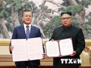 Tổng thống Hàn Quốc lạc quan về thiết lập lại mối quan hệ liên Triều