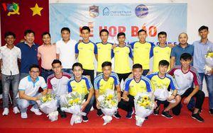Ra mắt CLB 'Hoàng Sang Quận 5', điểm nhấn bóng đá phong trào TP HCM
