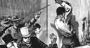 David Hennessy Cảnh sát trưởng đầu tiên chống mafia Ý