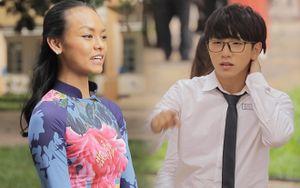 Tùng Maru và Mai Ngô dạy nhảy flashmob cho 150 học sinh trong cảnh quay one-shot của phim 'Thạch Thảo'