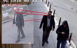 Tìm thấy thi thể nhà báo Khashoggi trong Lãnh sự quán Saudi Arabia?