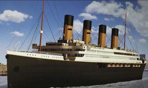 Tàu Titanic II sẽ nhổ neo vào năm 2022, lặp lại hành trình lịch sử của con tàu đầu tiên