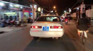 Lộ diện tài xế xe biển xanh gây huyên náo đường phố Sài Gòn