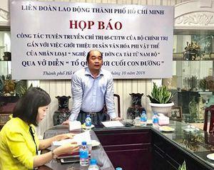 Lan tỏa tư tưởng, đạo đức, phong cách Hồ Chí Minh đến công nhân, người lao động