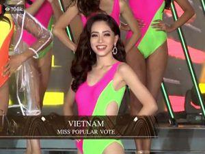 Phương Nga 'lội ngược dòng' lọt top 10 Miss Grand International 2018