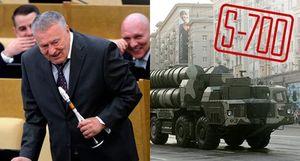 Nghị sĩ Nga gây sốc khi tiết lộ tên lửa S-700 có thể khống chế bầu trời cả hành tinh