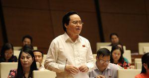 Bộ trưởng Phùng Xuân Nhạ: 'Tôi phản đối và kiên quyết chống tiêu cực'