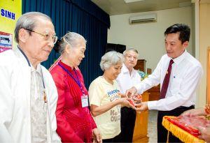 Kỷ niệm 20 năm Ngày Thành lập Hội Thể dục dưỡng sinh TP. Vũng Tàu