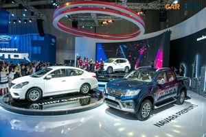 Nissan đưa dàn xe 'thông minh' tới Triển lãm Ô tô Việt Nam 2018