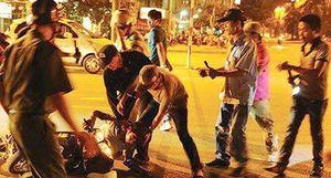 Đấu tranh triệt xóa các ổ nhóm hoạt động 'tín dụng đen' ở Hà Nội