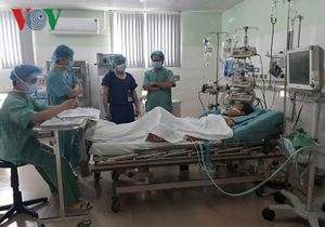Vượt qua cửa tử nhờ ghép tim 'xuyên Việt'
