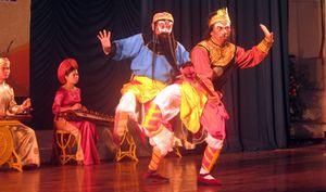 Bảo tồn và phát huy nghệ thuật tuồng cổ Quảng Nam