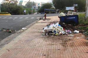 Rác thải gây ô nhiễm ở Bảo Lộc