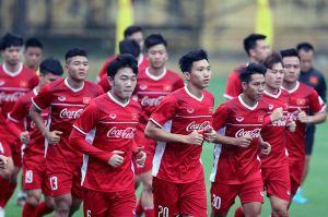HLV Park Hang Seo loại 5 cầu thủ đầu tiên