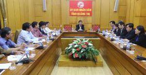 Kết quả bước đầu thực hiện Nghị quyết 18-NQ/TW về đổi mới, sắp xếp tổ chức bộ máy ở Quảng Trị