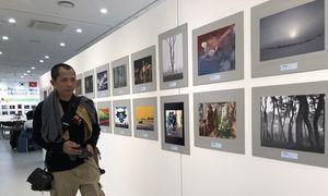 Khai mạc triển lãm nhiếp ảnh giao lưu Việt Nam - Hàn Quốc