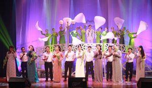Nhà hát ca múa nhạc Thăng Long công diễn vở nhạc kịch về Hà Nội