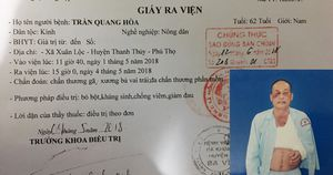 Phú Thọ: Công an vào cuộc vụ 2 nhà xe trong cùng hợp tác xã mâu thuẫn