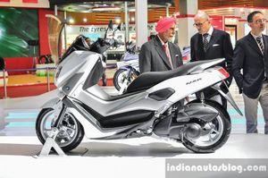 Yamaha NMax 155cc có thể bán ở Ấn Độ trong năm 2019