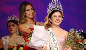 'Hoa hậu Đại sứ Hòa Bình 2018' và khát vọng mang vẻ đẹp Việt ra thế giới