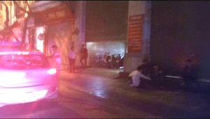 Hà Nội: Bị đình chỉ vì không đảm bảo PCCC, quán karaoke ở quận Đống Đa vẫn 'vô tư' hoạt động