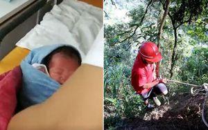 Người cha nhẫn tâm ném con gái mới sinh 6 tiếng xuống vách núi vì lý do khó ngờ