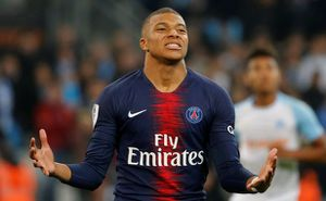 Mbappe lọt danh sách ứng viên 'Golden Boy'
