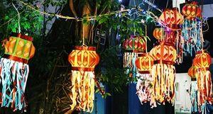 Đặc sắc lễ hội 'chiến thắng bóng tối' của Ấn Độ giữa lòng Hà Nội