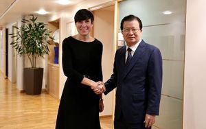 Phó Thủ tướng Trịnh Đình Dũng thăm và làm việc tại Na Uy