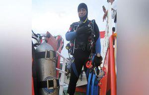 Thợ lặn Indonesia thiệt mạng khi tìm kiếm máy bay Lion Air rơi xuống biển