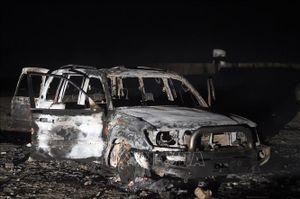 Truy tìm những tay súng tiến hành vụ tấn công khủng bố tại Ai Cập