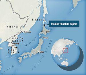 Nhật Bản 'mất đảo' gần khu vực tranh chấp một cách bí ẩn