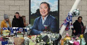 Đám tang tỉ phú quá cố của Leicester: Nỗi đau khôn nguôi