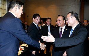Thủ tướng mong muốn cân bằng thương mại 2 nước Việt Nam - Trung Quốc