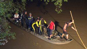 Tìm thấy thi thể bé gái rơi xuống sông ở Vĩnh Long