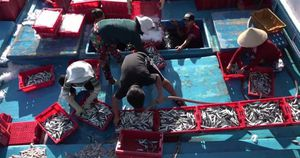 Nỗ lực gỡ 'thẻ vàng' cho thủy sản