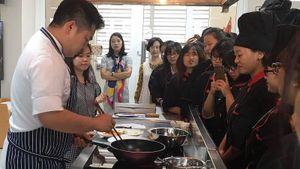 Chuyên gia ẩm thực Hàn Quốc đưa tinh hoa xứ kim chi đến Hà Nội