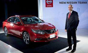Cận cảnh Nissan Teana 2019 giá từ 990 triệu đồng tại ĐNÁ