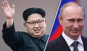 Ông Kim Jong-un có thể thăm Nga trong tháng này