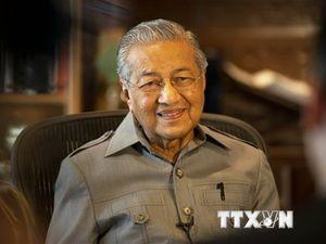 Thủ tướng Malaysia được trao tặng huân chương danh giá của Nhật Bản