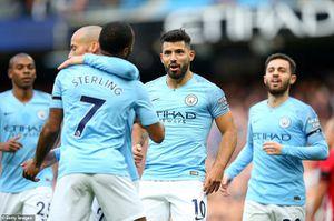 Kết quả, BXH Ngoại hạng Anh sau vòng 11: Man City giành lại ngôi đầu