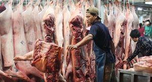 Thịt lợn vẫn đang bị 'làm giá'